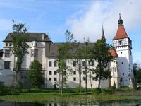 Otevření nové prohlídkové trasy na zámku v Blatné
