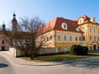Hody s plody podzimu - zahrada kláštera v Borovanech