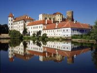 Otevření nové prohlídkové trasy na zámku J. Hradec