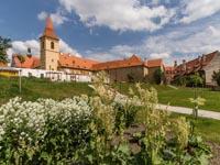 Adventní komentované prohlídky kláštera minoritů v Českém Krumlově
