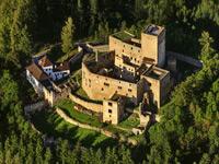 Rytíři na hradě Landštejn