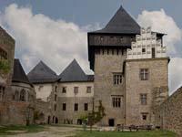 Vánoční zpívání na hradě Lipnice