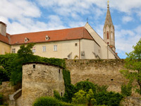Středověké slavnosti ve městě Eggenburg