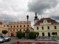 Oslavy 100 let republiky na zámku Nová Bystřice