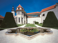 Řemeslné trhy na zámku v Telči