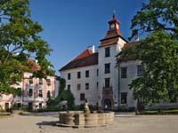Bildhauerwelt in Třeboň