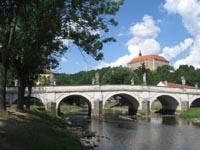 Zámecký adventní koncert v Náměšti nad Oslavou
