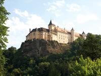 Rytířský turnaj na zámku Rosenburg