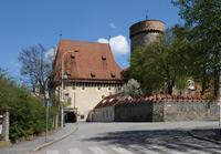 Bechyňská brána a věž Kotnov