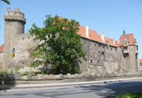 Burg Strakonice und Museum der Region Střední Pootaví