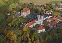 Milevský klášter bratří premostrátů