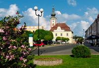 Stadt Nová Bystřice