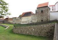 Stadtbastei und -befestigung der Stadt Vodňany