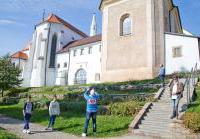 Minoritský klášter v Jindřichově Hradci