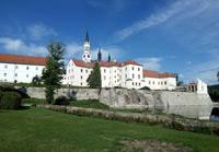 Cisterciácké opatství Vyšší Brod