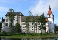 Schloss Blatná